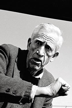 J. D. Salinger | Coffee Spew