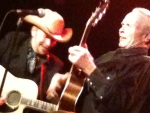 Dave & Phil Alvin, July 25, 2014, High Noon Saloon, Madison, Wisconsin.